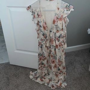 Floral sundress from Target